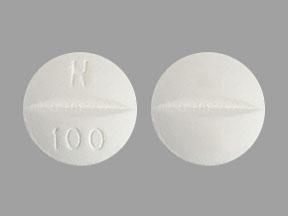 RX ITEM-Metoprolol SUCCINATE ER 100mg Tab 100 by Ingenus Pharma