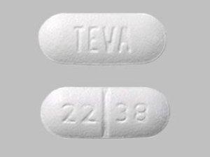 Rx Item-Cephalexin 250mg Tab 100 By Teva Pharma