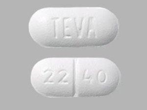 Rx Item-Cephalexin 500mg Tab 100 By Teva Pharma