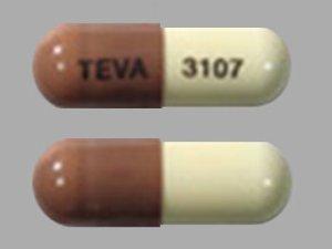 Rx Item-Amoxicillin 250mg Cap 100 By Teva Pharma