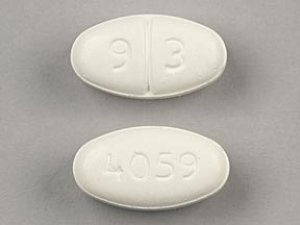 Rx Item-Cefadroxil 1 gm Tab 50 By Teva Pharma