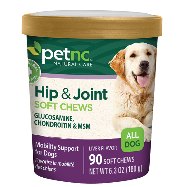 Dog Hip & Joint Soft Chews 90 Tab By 21st Century OTC(Vet)