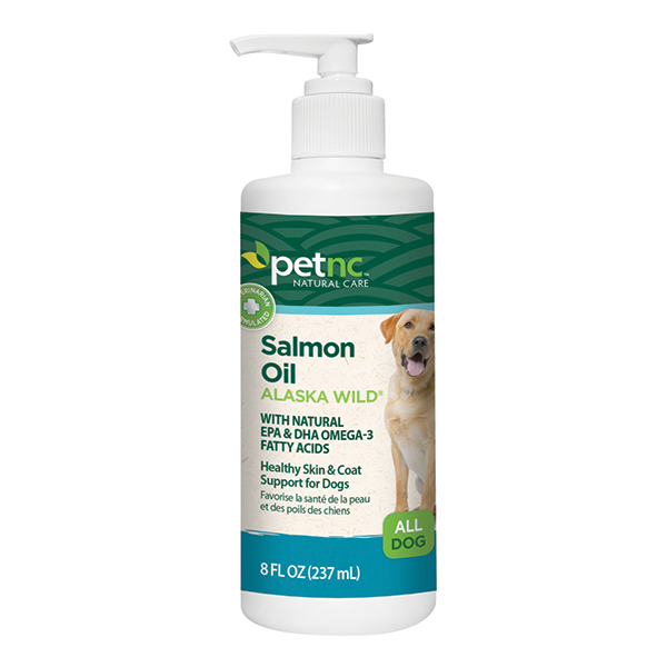 Dog Alaska Wild Salmon Oil 8 oz Liquid By 21st Century OTC(Vet)