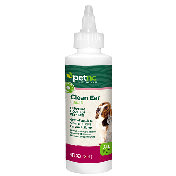 Pet Ear Clean 4 oz Liquid By 21st Century OTC(Vet)