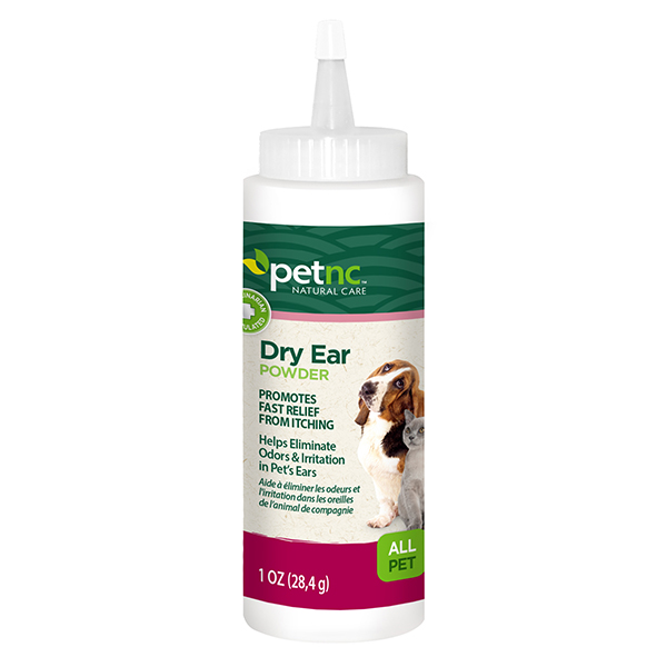 Pet Dry Ear Powder 1 oz Powder By 21st Century OTC(Vet)